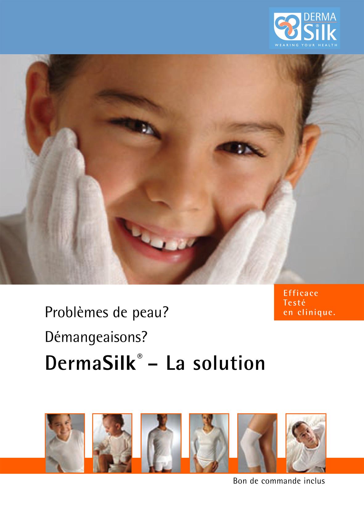 brochure DermaSilk