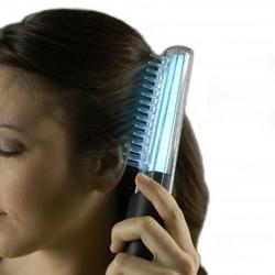 Peigne UV- Traitement du psoriasis - Photothérapie UV
