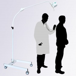 BELLA - Lampe d'examen - LED 17W - LID