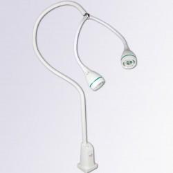 Lampe LED HYDRA - éclaire deux zones distinctes - LED 8,4W - LID