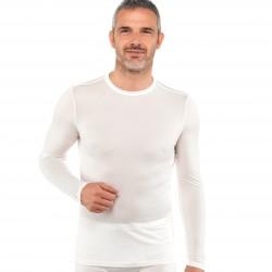 Tee-Shirt Homme manches longues - DERMASILK®