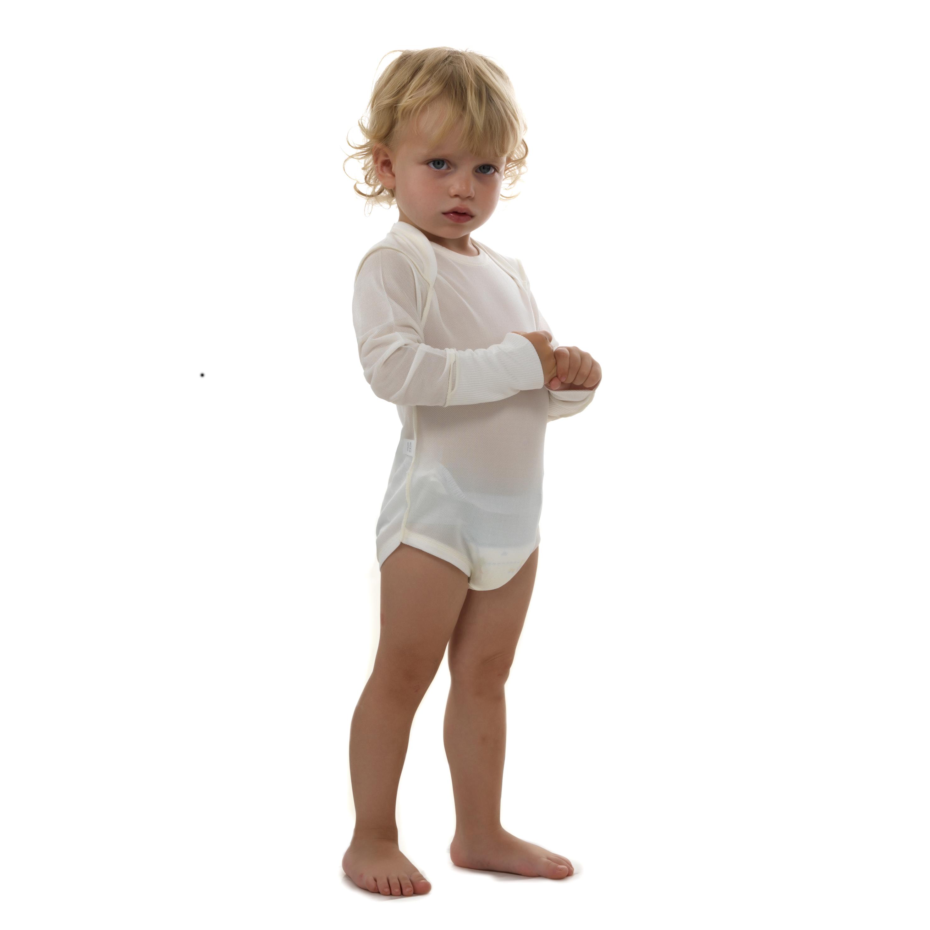 body enfant dermasilk - eczama