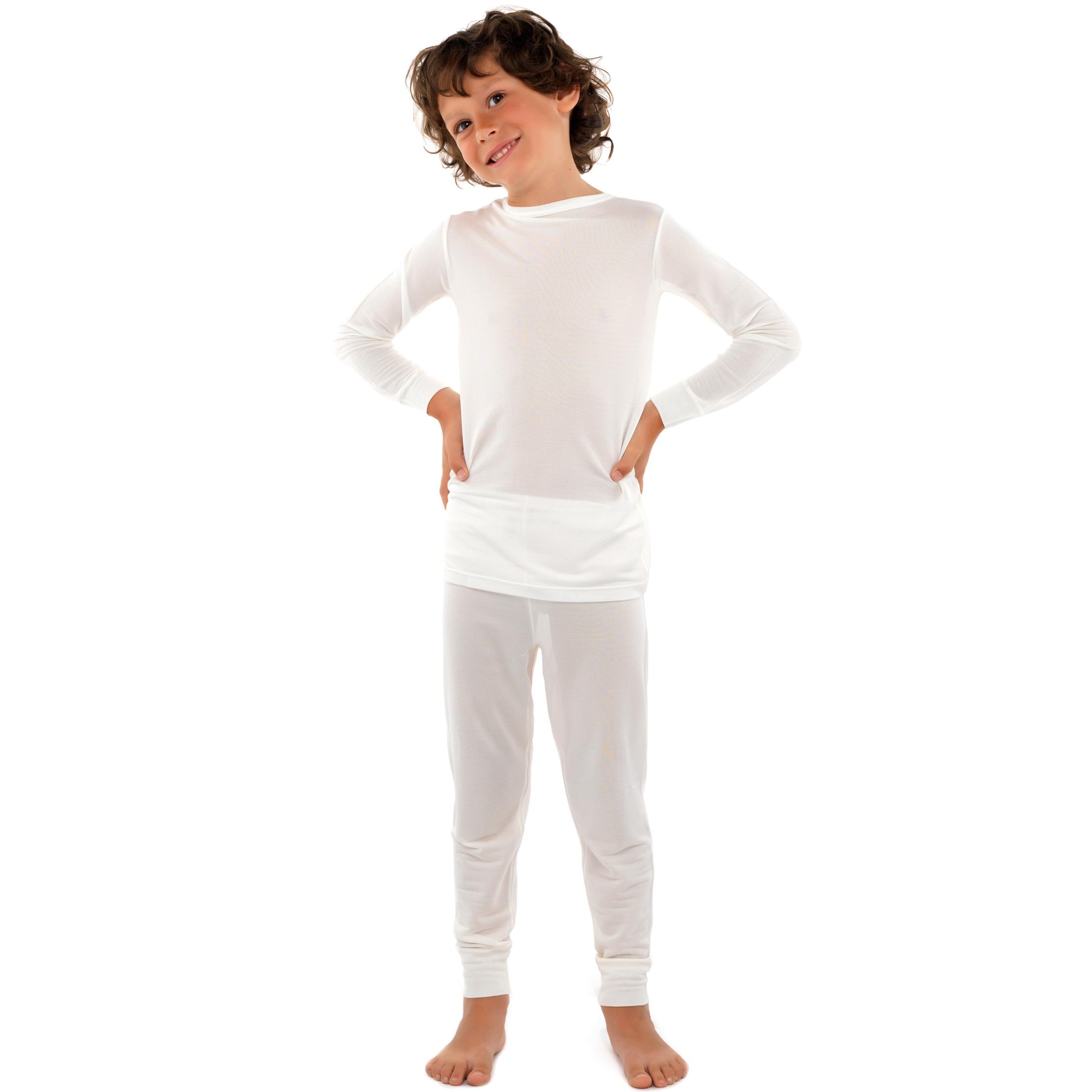 pyjama enfant dermasilk contre eczema