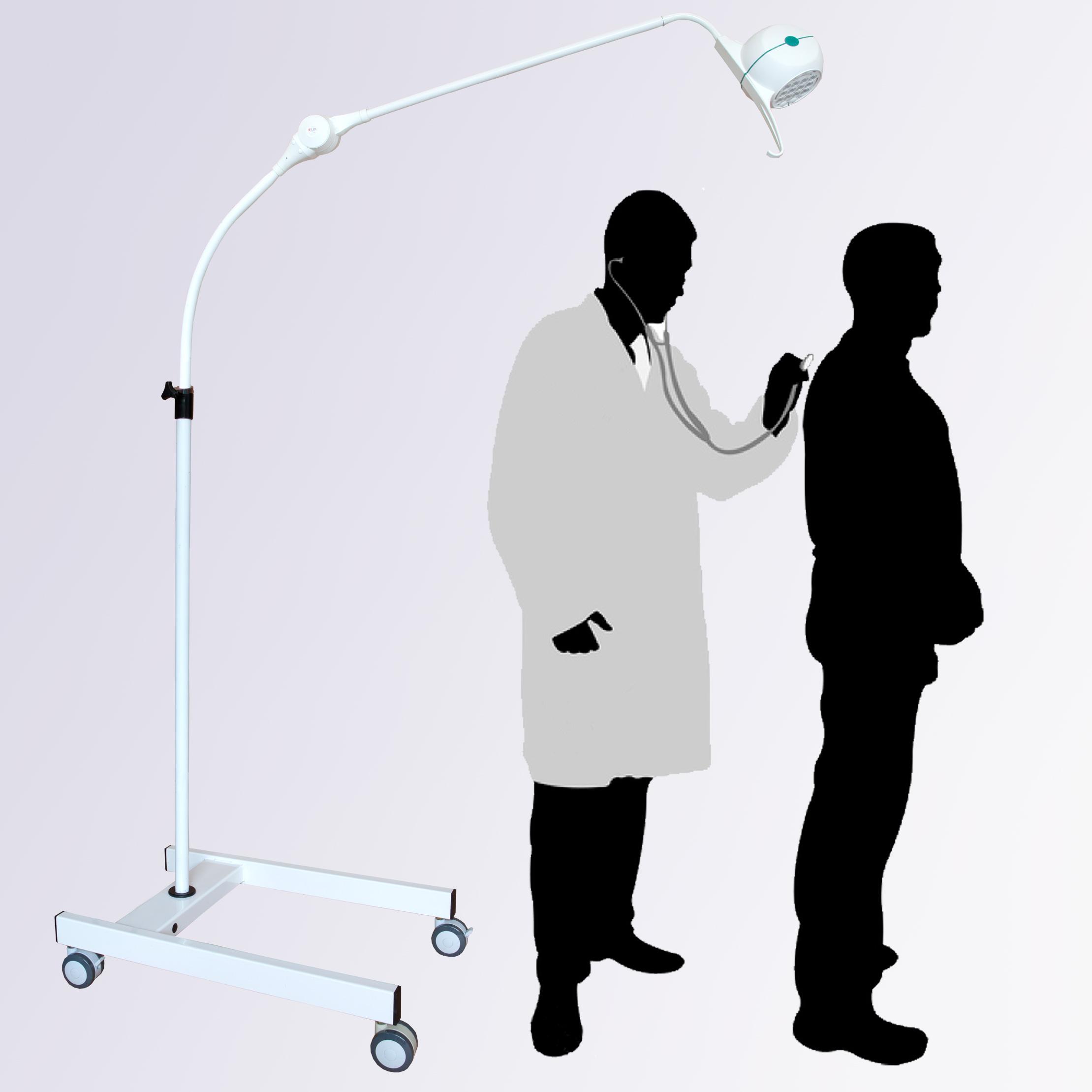 BELLON-  lampe Réglable en longueur et en hauteur - FRITSCH Medical