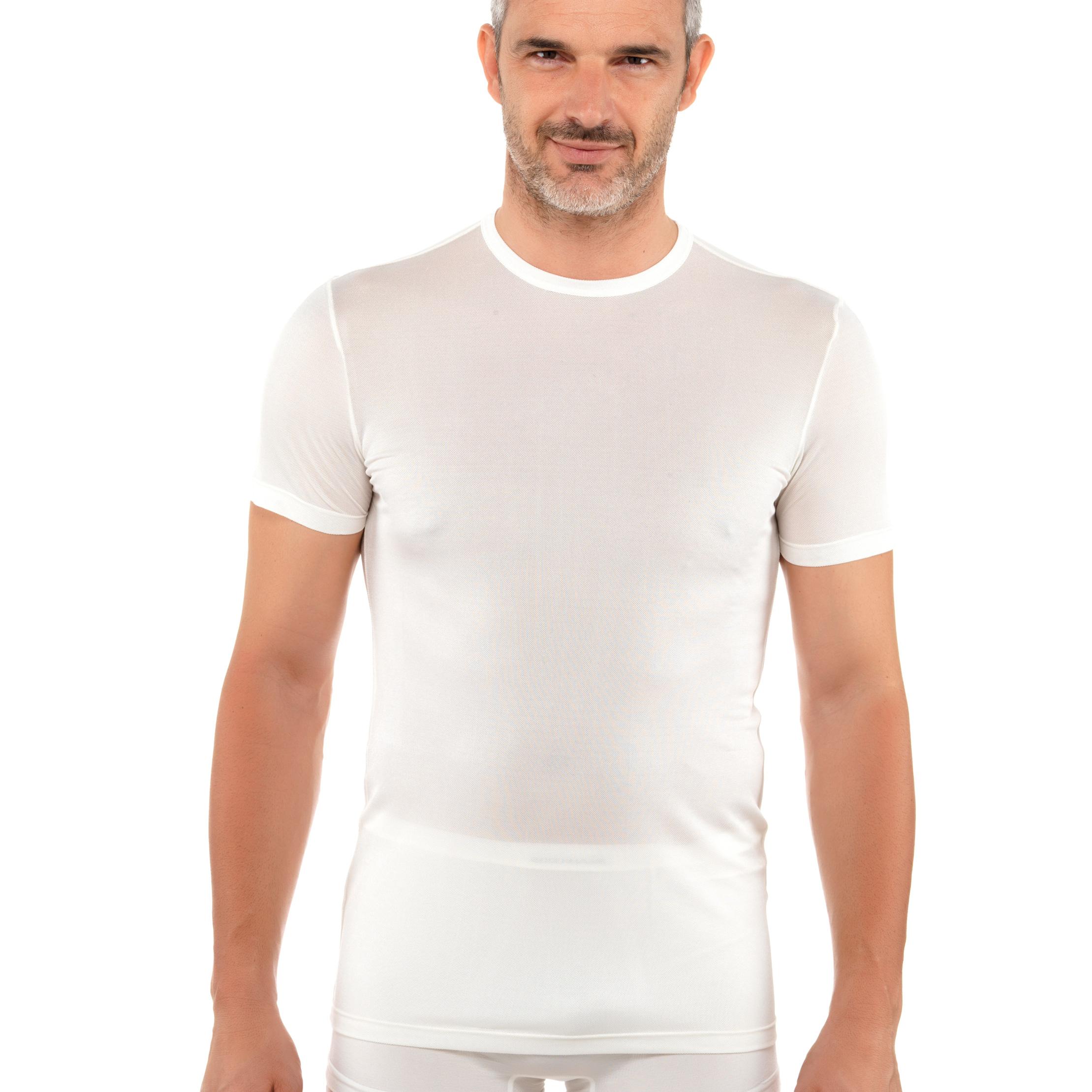 tee-shirt homme DermaSilk