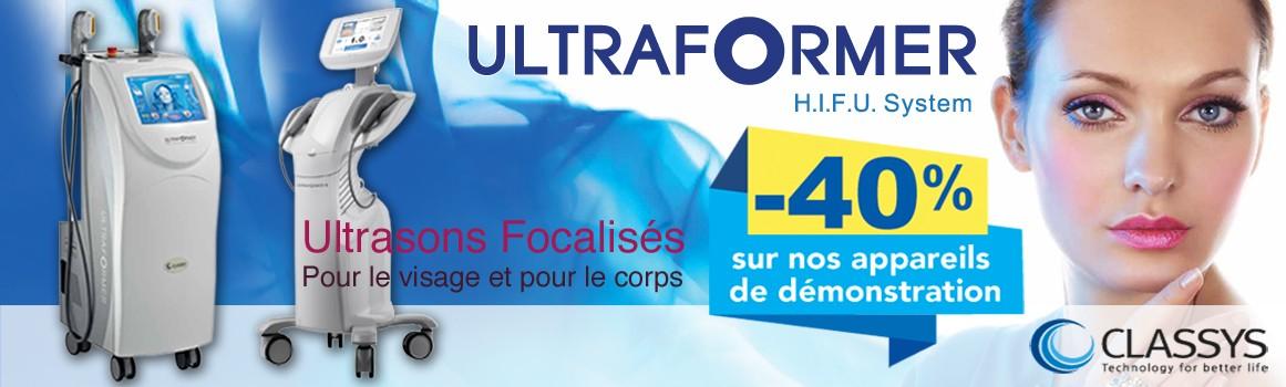 UltrafOrmer - Ultrasons Focalisés de Haute Intensité HIFU