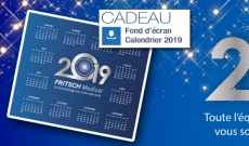 CADEAU Calendrier FRITSCH Medical 2019